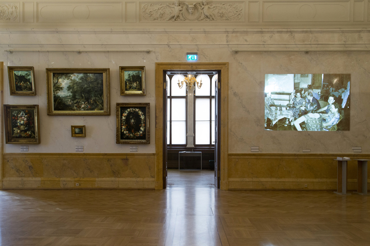 Shared History<br>Art Museum Riga Bourse, Riga, Latvia<br>Latvian Center for Contemporary Art